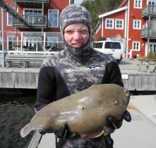 Min første tur til Norge